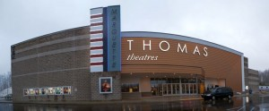 Thomas Marquette Cinema in Marquette, MI.