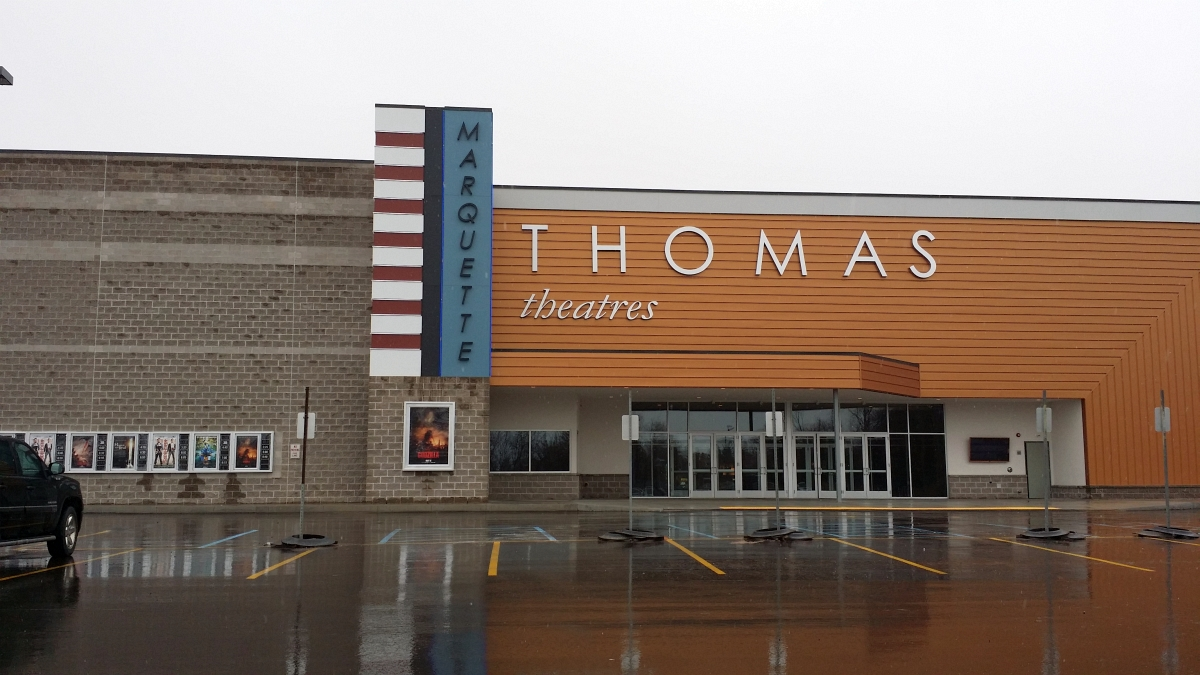 Milwaukee discount movie theater