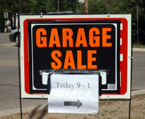 Garage Sales in Marquette Michigan