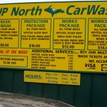 UP North Car Wash Marquette Michigan 001