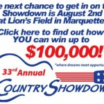 Country Showdown logo