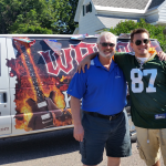 Great-Lakes-Radio-Mike-and-Carl-at-the-2014-Ishpeming-4th-of-July-Parade-Post