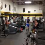 Gwinn Students Weight Training Camp Summer 2014