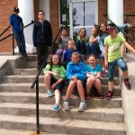 Gwinn Students Writing In Unexpected Places Young Writers Program
