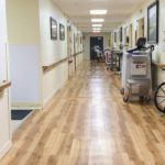The updated 400 block wing in Norlite Nursing Center and Rehab.