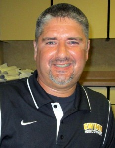 Rob Soyring is the Athletic Director at the Gwinn Area Community Schools