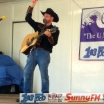 Mike Beauchamp performed at the Country Showdown on August 2nd