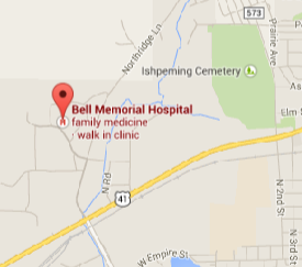 Bell Memorial Hospital - 901 Lakeshore Dr Ishpeming, MI 49849