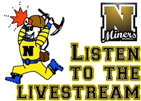Listen to the Negaunee Miners Live on Sunny.FM