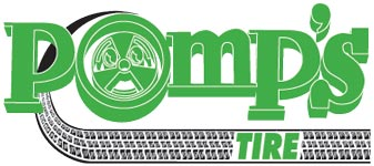 Pomp's Tire - the official halftime sponsor of the Miners - call 906-2283876 today