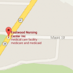 Eastwood Nursing Center Map