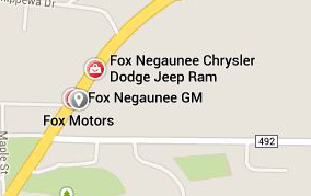 Find a Fox Motors Near You with Google Maps