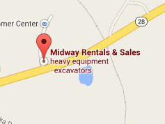 Find Midway Rentals and Sales in Negaunee with Google Maps