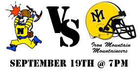 The Negaunee Miners Play on Sunny.fm