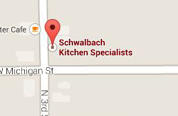 Find Schwalbach Kitchens with Google Maps