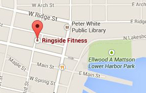 Find Synergy Fitness on Google Maps