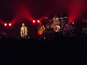 Chris Daughtry Performed at the Island Resort and Casino in Escanaba MI
