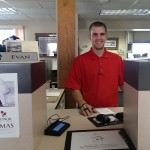 Stop by Honor Credit Union today and talk to Evan about opening an account.