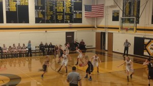 The Iron Mountain Mountaineers defeated the Negaunee Miners 48-40 on Sunny.FM.