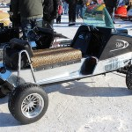 2015 Antique and Vintage Snowmobile Show at Crossroads Restaurant Marquette-002