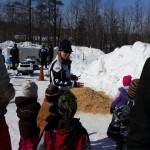 2015 Antique and Vintage Snowmobile Show at Crossroads Restaurant Marquette-006
