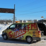 2015 Antique and Vintage Snowmobile Show at Crossroads Restaurant Marquette-017