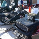 2015 Antique and Vintage Snowmobile Show at Crossroads Restaurant Marquette-026