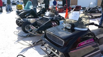 2015 Antique & Vintage Snowmobile Show on Saturday, February