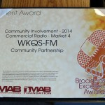 Merit Award - Community Involvement