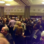 The MAB Excellence Awards were packed with broadcasters from around the state