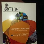 Todd and Luke Noordyk traveled to the Great Lakes Broadcasting Conference
