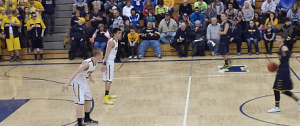 The Negaunee Miners defeated the Gwinn Modeltowners 54-44 on Sunny.FM.