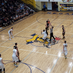 The Negaunee Miners defeated the Iron Mountain Mountaineers 66-49 on Sunny.FM.