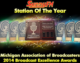 Sunny is Station of the Year!