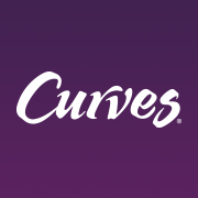 Curves purple logo