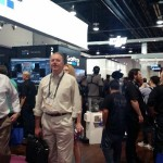 Go Pto booth was packed at the National Association of Broadcasters Show in Las Vegas