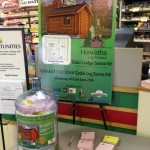 Another full bucket at Super One Foods of Marquette!