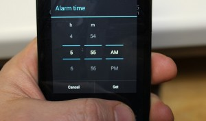 Time to Wake Up Alarm Sounds Ruin the Morning
