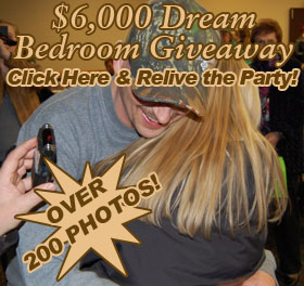 Photos from the Giveaway