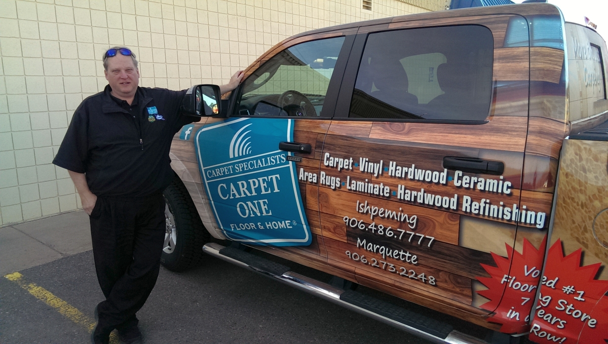 Carpet specialists offers peace of mind with the beautiful for Newberry motors newberry mi