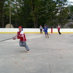 2015 Catch the Vision Hockey 3 on 3 Tournament Marquette Township 01