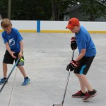 2015 Catch the Vision Hockey 3 on 3 Tournament Marquette Township 03