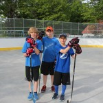2015 Catch the Vision Hockey 3 on 3 Tournament Marquette Township 07