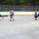 2015 Catch the Vision Hockey 3 on 3 Tournament Marquette Township 09