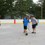 2015 Catch the Vision Hockey 3 on 3 Tournament Marquette Township 14