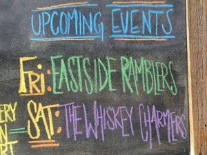Eastside Ramblers Live Music Marquette Ore Dock Brewery Craft Beer