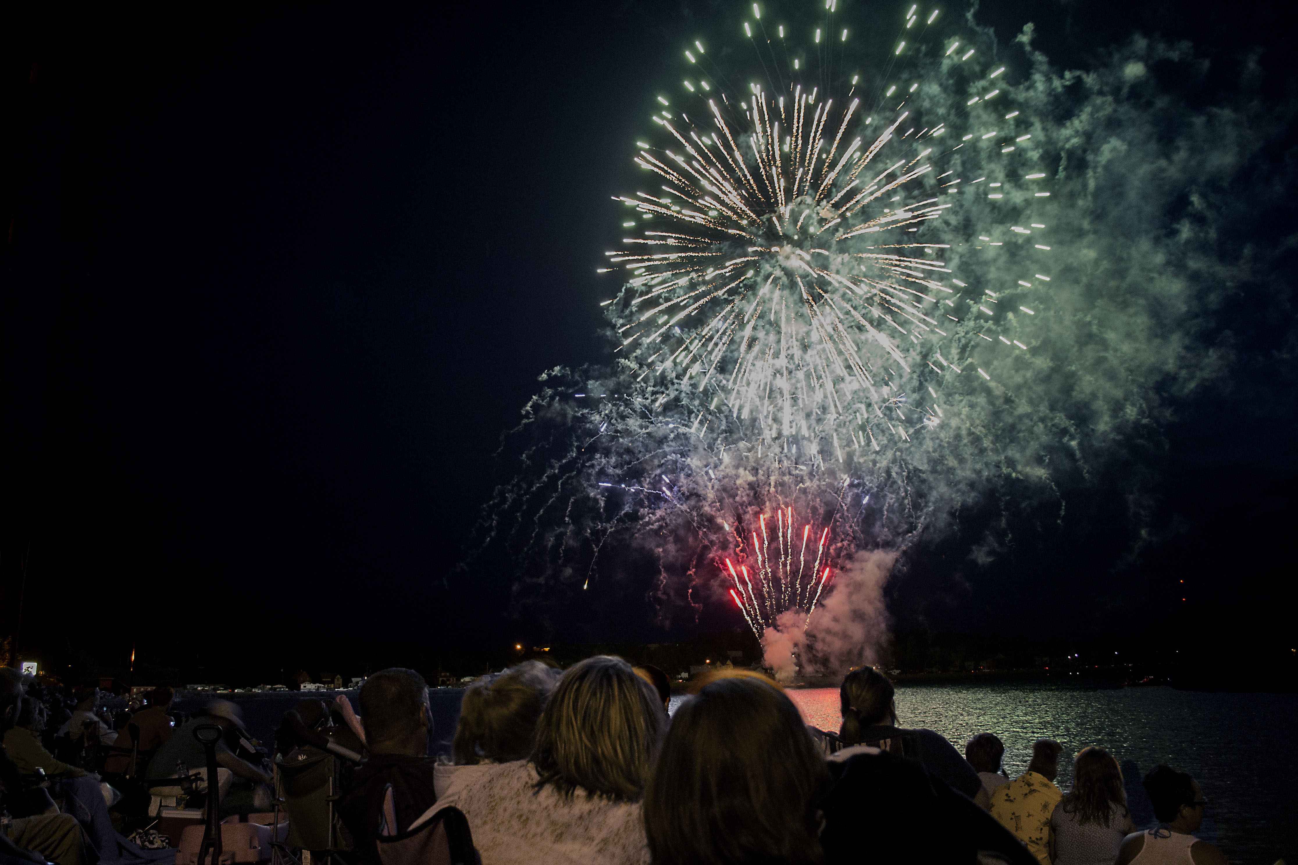 Kick off to Fireworks at Pioneer Days, Teal Lake
