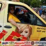 Photo 02 - 4th of July Parade 2015 with Mike Plourde and Eric Driving Sunny Van