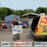 Photo 03 - 4th of July Parade 2015 - Joe Mueller - Love for Fox Sports Marquette on 105.1 FM