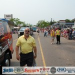 Photo 15 - Todd Noordyk in 4th of July Parade 2015 in Marquette, Michigan